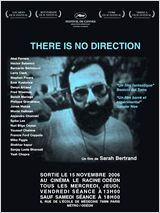 There is no Direction : Affiche
