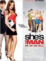 She's the Man : Affiche
