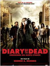 Diary of the Dead - Chronique des morts vivants : Affiche