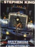 Maximum Overdrive : Affiche