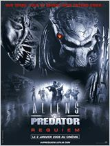 Aliens vs. Predator - Requiem : Affiche