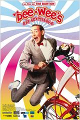 Pee Wee Big Adventure : Affiche