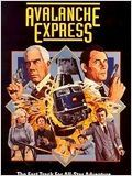 Avalanche Express : Affiche