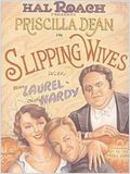 Slipping Wives : Affiche