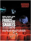 Frogs for snakes : Affiche