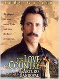 For Love and Country : The Arturo Sandoval Story (TV) : Affiche