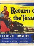 Return of the Texan : Affiche