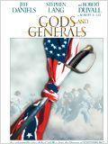 Gods and Generals : Affiche