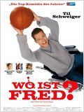Wo ist Fred !? : Affiche