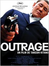 Outrage : Affiche