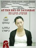 At the end of daybreak : Affiche
