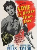 Love is better than ever : Affiche