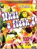 What a flash ! : Affiche