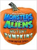 Monsters vs. Aliens: Mutant Pumpkins from Outer Space (TV) : Affiche