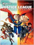 Justice League: Crisis On Two Earths : Affiche