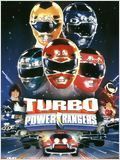 Turbo Power Rangers : Le film : Affiche