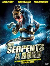 Des serpents à bord : Affiche