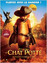 Le Chat Potté : Affiche