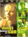 Things behind the sun : Affiche