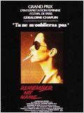 Remember My Name : Affiche