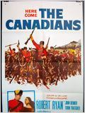 The Canadians : Affiche