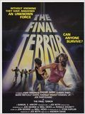 The Final Terror : Affiche