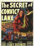 The Secret of Convict Lake : Affiche