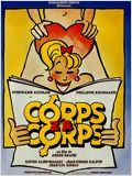 Corps z'a corps : Affiche