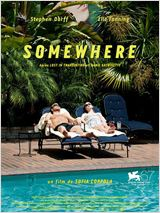 Somewhere : Affiche