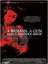 A Woman, A Gun And A Noodle Shop : Affiche