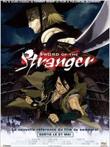 Sword of the Stranger : Affiche