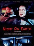 Night on Earth : Affiche