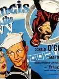 Francis in the Navy : Affiche