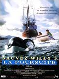 Sauvez Willy 3, la poursuite : Affiche