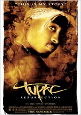 Tupac : Resurrection : Affiche