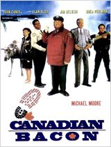 Canadian Bacon : Affiche