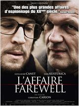 L'Affaire Farewell : Affiche
