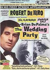 The Wedding Party : Affiche
