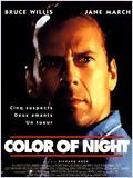 Color of Night : Affiche