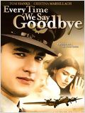 Every time we say goodbye : Affiche