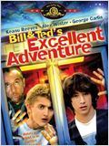 Bill & Ted's Excellent Adventure : Affiche