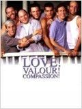 Love! Valour! Compassion! : Affiche
