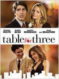 Table for Three : Affiche