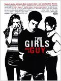 Two Girls and a Guy : Affiche