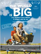 The World is big : Affiche