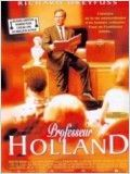 Professeur Holland : Affiche