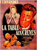 La Table aux crevés : Affiche