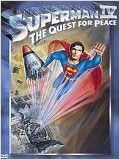 Superman IV : Affiche