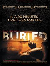 Buried : Affiche