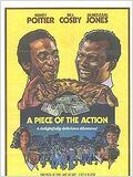 A piece of the action : Affiche